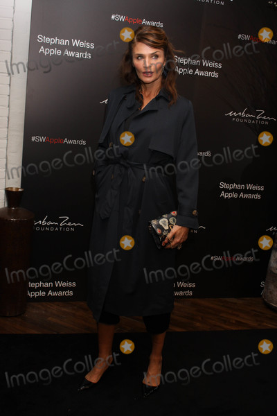 Helena Christensen Photo - Photo by Victor MalafrontestarmaxinccomSTAR MAX2018ALL RIGHTS RESERVEDTelephoneFax (212) 995-1196102418Helena Christensen at the Stephen Weiss Apple Awards in New York City