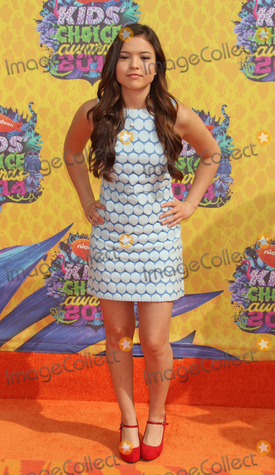 Piper Curda Photo - Photo by REWestcomstarmaxinccomSTAR MAX2014ALL RIGHTS RESERVEDTelephoneFax (212) 995-119632914Piper Curda at Nickelodeons 27th Annual Kids Choice Awards(Los Angeles CA)