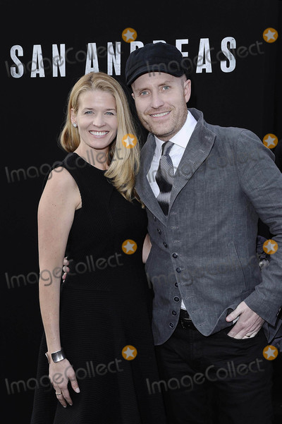 Andrew Lockington Photo - Photo by Michael GermanastarmaxinccomSTAR MAX2015ALL RIGHTS RESERVEDTelephoneFax (212) 995-119652615Andrew Lockington and Christy Lockington at the premiere of San Andreas(Los Angeles CA)