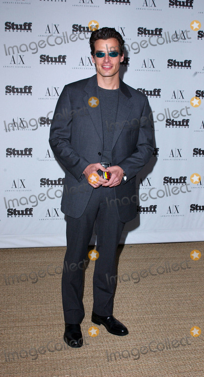 Antonio Sabato Jr Photo - Photo by Lee RothSTAR MAX Inc - copyright 20036503Antonio Sabato Jr at Stuff Magazine and Armani Xchange Beachdance party(Hollywood CA)