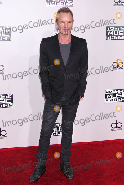 Sting Photo - Photo by REWestcomstarmaxinccomSTAR MAX2016ALL RIGHTS RESERVEDTelephoneFax (212) 995-1196112016Sting at The 2016 American Music Awards(Los Angeles CA)