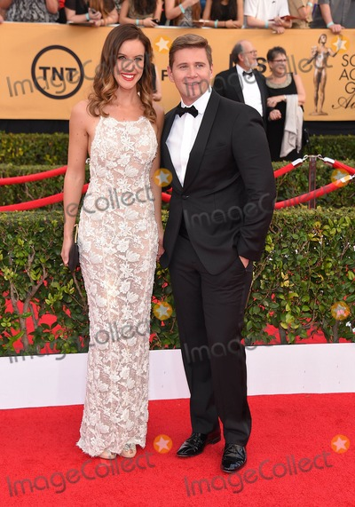 Charlie Webster Photo - Photo by KGC-11starmaxinccomSTAR MAX2015ALL RIGHTS RESERVEDTelephoneFax (212) 995-119612515Charlie Webster and Allen Leech at the 21st Annual Screen Actors Guild (SAG) Awards(Los Angeles CA)
