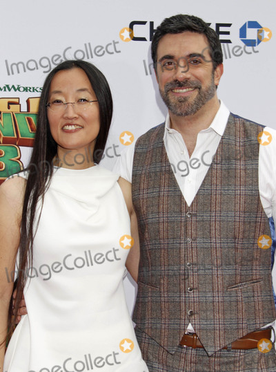 Alessandro Carloni Photo - Photo by REWestcomstarmaxinccomSTAR MAX2016ALL RIGHTS RESERVEDTelephoneFax (212) 995-119611616Jennifer Yuh Nelson and Alessandro Carloni at the premiere of Kung Fu Panda 3(Los Angeles CA)