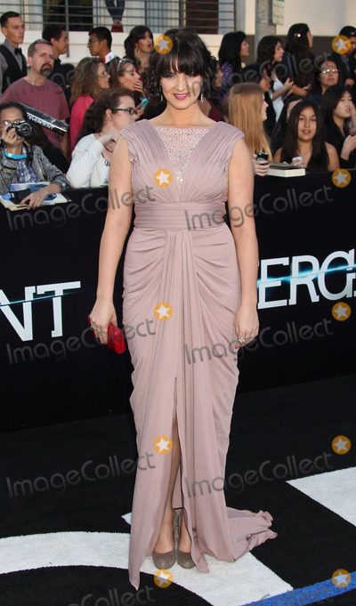Amy Newbold Photo - Photo by REWestcomstarmaxinccom2014ALL RIGHTS RESERVEDTelephoneFax (212) 995-119631814Amy Newbold at the premiere of Divergent(Los Angeles CA)