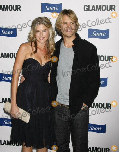 Sarah Wright Photo - Photo by NPXstarmaxinccom2008101408Sarah Wright and Jared Padelecki at Glamour Reel Moments(Los Angeles CA)Not for syndication in France