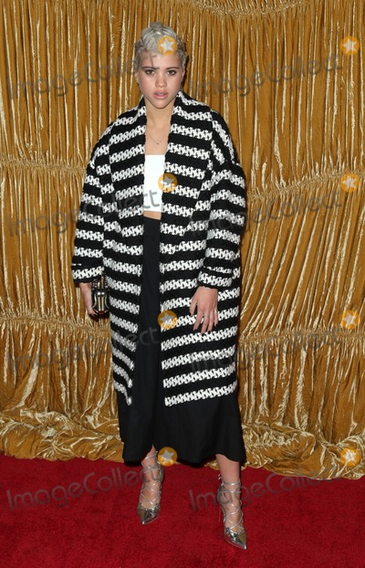 Alice  Olivia Photo - Photo by KGC-146starmaxinccomSTAR MAX2015ALL RIGHTS RESERVEDTelephoneFax (212) 995-119621615Sofia Richie at the Alice  Olivia Runway Show during New York Fashion Week(NYC)