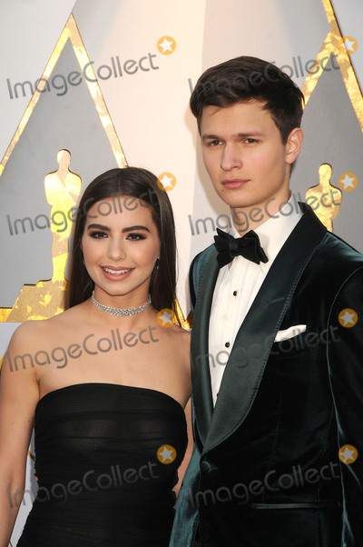 Ansel Elgort Photo - Photo by GalaxystarmaxinccomSTAR MAXCopyright 2018ALL RIGHTS RESERVEDTelephoneFax (212) 995-11963418Violetta Komyshan and Ansel Elgort at the 90th Annual Academy Awards (Oscars) presented by the Academy of Motion Picture Arts and Sciences(Hollywood CA USA)