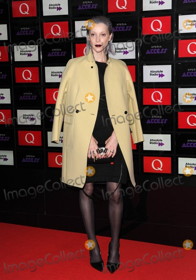 Annie Clark Photo - Photo by KGC-03starmaxinccomSTAR MAX2014ALL RIGHTS RESERVEDTelephoneFax (212) 995-1196102214Annie Clark aka St Vincent at the Xperia Access Q Awards(London England UK)