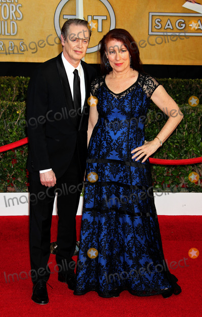 Jos Andres Photo - Photo by REWestcomstarmaxinccom2014STAR MAXALL RIGHTS RESERVEDTelephoneFax (212) 995-119611814Steve Buscemi and Jo Andres at The 20th Screen Actors Guild Awards (SAG Awards)(Los Angeles CA)