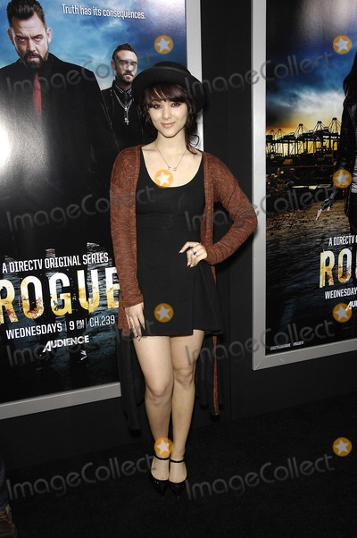 Fivel Stewart Photo - Fivel Stewart during the premiere of the new series from DirectTV ROGUE held at the Arclight Cinerama Dome on March 26 2013 in Los AngelesPhoto Michael Germana Star Max