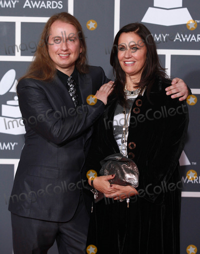 Barbara Orbison Photo - Barbara Orbison and Roy Orbison Jr at the 52nd Annual Grammy Awards (Los Angeles CA) 13110