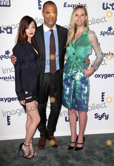 Anne V Photo - Photo by KGC-146starmaxinccomSTAR MAX2014ALL RIGHTS RESERVEDTelephoneFax (212) 995-119651514Lydia Hearst Nigel Barker and Anne V at the NBCUniversal Cable Entertainment Network Upfront(NYC)