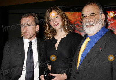 Alexandra Maria Lara Photo - Photo by NPXstarmaxinccom200712707Tim Roth Alexandra Maria Lara and Francis Ford Coppola at the premiere of Youth Without Youth(Beverly Hills CA)Not for syndication in France