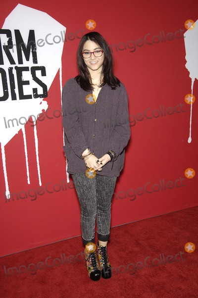 Fivel Stewart Photo - Fivel Stewart during the premiere of the new movie from Summit Entertainment WARM BODIES held at the Arclight Cinerama Dome on January 29 2013 in Los AngelesPhoto Michael Germana Star Max