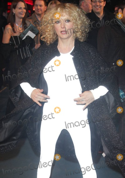 Alison Goldfrapp Photo - Alison Goldfrapp is rather reflective at the UK premiere of TRON Legacy held at Empire Leicester Square London UK 120510