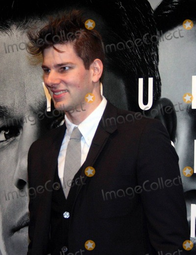 TIM MOREHOUSE Photo - Tim Morehouse at the premiere of The Adjustment Bureau held at the Ziegfeld Theatre in New York NY 21411