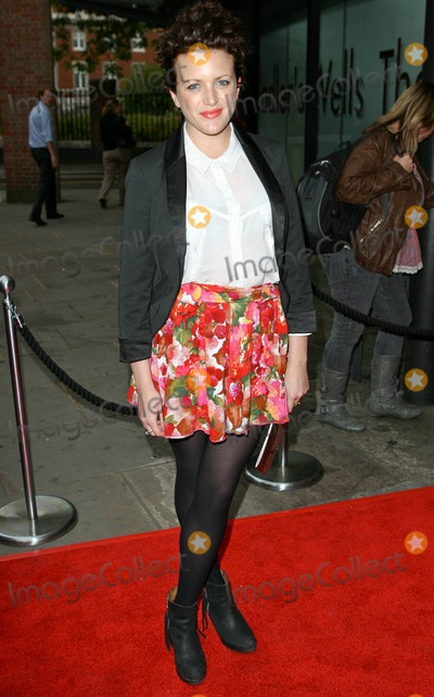 Annie Mac Photo - Annie Mac at the Northern Ballets press night performance of Cleopatra held at the Sadlers Wells Theatre London UK 51711