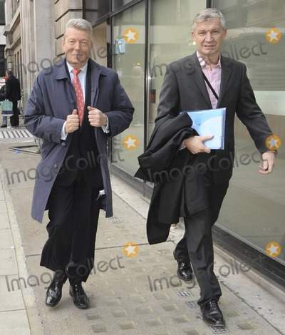 alan johnson Photo - EXCLUSIVE Shadow Chancellor Alan Johnson of the Labour party appears happy as he leaves BBC Radio studios  Johnson has reportedly said of the massive budget cuts currently being revealed by the Conservative Party as a reckless gamble with peoples livelihoods that runs the risk of stifling the fragile recovery London UK 102110Fees must be agreed prior to publication