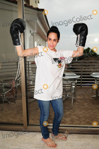 Nadya Octomom Suleman Photo - Nadya Octomom Suleman appears at the pre fight conference for the Big Bang Celebrity Boxing Match Press Conference held at Ocean Manor Resort Fort Lauderdale FL 19th August 2011