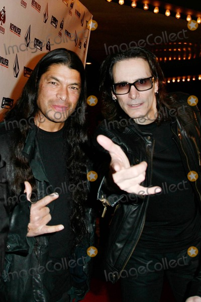 Henry Rollins Photo - Mexican-American bassist Robert Trujillo and Grammy Award winning guitarist Steve Vai attend the premiere of LEMMY 49 Motherfker 51 Son Of A Bitch at The Vista Theatre  The documentary which tells the story of bassist Lemmy (aka Ian Kilmister) from the legendary heavy metal band Motorhead directed by Greg Olliver and Wes Orshoski took more than three years to film edit and release  Highly anticipated by diehard Motorhead fans the film includes interviews with Ozzy Osbourne Slash and Henry Rollins to name a few Los Angeles CA 011311
