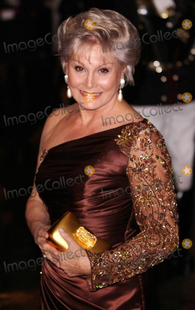 Angela Rippon Photo - Journalist Angela Rippon arrives at The Dorchester for Fashion For The Brave an annual dinner auction and fashion show fundraiser benefitting The Household Cavalry Operational Casualties Fund Help for Heroes and The Army Benevolent Fund London UK 102610