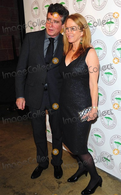 Anne Hearst Photo - Jay McInerney and Anne Hearst at the African Rainforest Conservancys 20th Anniversary Artists for Africa Celebration at the Prince George Ballroom in New York NY 2911