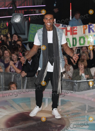 Lucien Laviscount Photo - Lucien Laviscount is evicted from the celebrity Big Brother house during the Celebrity Big Brother Final at Elstree Studios London UK 8th September 2011