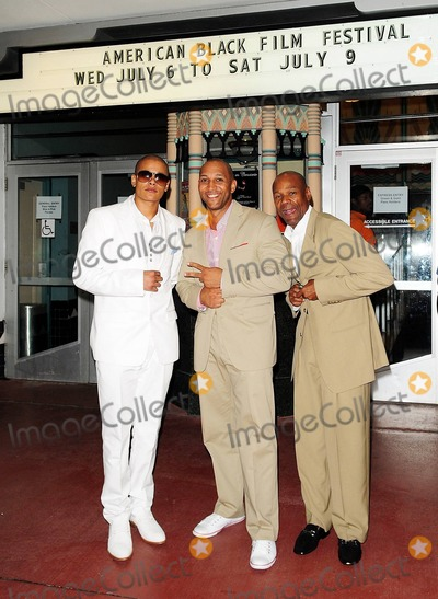 Lil J Photo - Jonathan Lil J McDaniel Jerome Hawkins and guest attends world premiere of In The Hive during the 15th Annual American Black Film Festival at the Colony Theater Miami Beach FL 7611