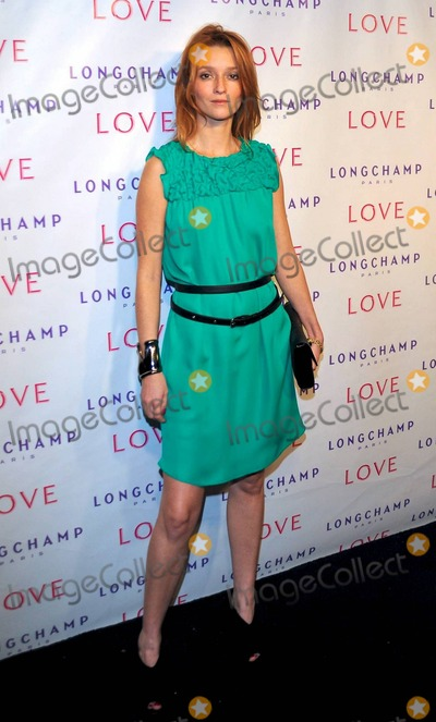 Audrey Marnay Photo - Audrey Marnay at a party celebrating the Gorgeous issue of Love Magazine with Longchamp New York NY 102610