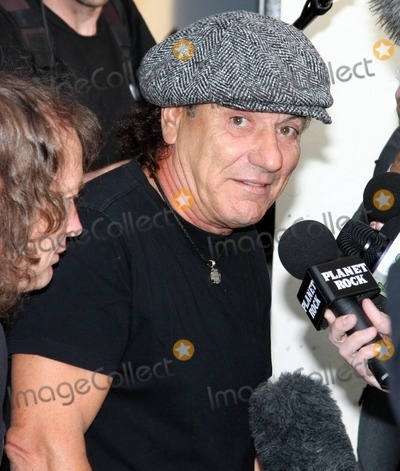 Brian Johnson Photo - ACDC band member Brian Johnson at the ACDC Live at River Plate DVD World Premiere at the HMV Hammersmith Apollo London UK 5611