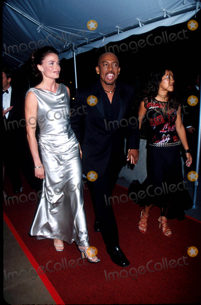 Montel Williams Photo -  51702 the 2002 Daytime Emmy Awards at Madison Square Garden in NYC Photo by Henry McgeeGlobe Photos Inc
