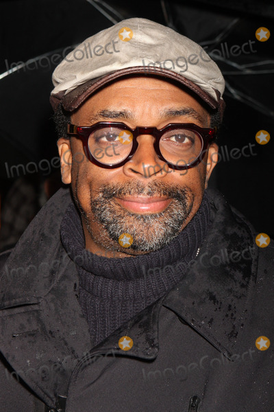 August Wilson Photo - New York NY 04-26-2010Spike Lee at the opening night performance of August Wilsons FENCES at The Cort TheatreDigital photo by Lane Ericcson-PHOTOlinknet