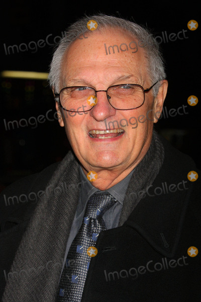 Alan Alda Photo - Alan Alda Arriving at the Opening Night Performance of the Manhattan Theatre Clubs Time Stands Still at the Samuel J Friedman Theatre in New York City on 01-28-2010 Photo by Henry Mcgee-Globe Photos Inc 2010