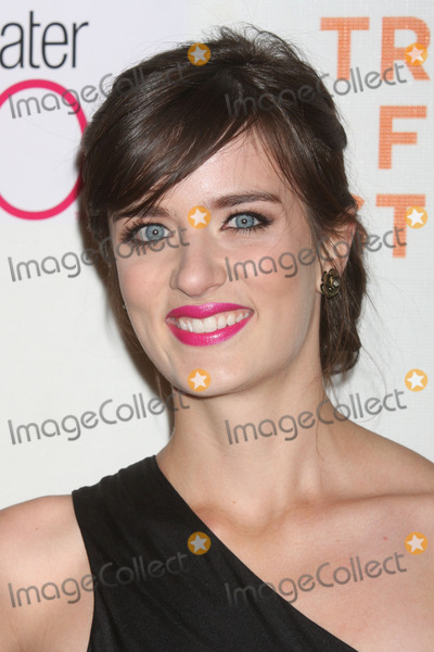 Anna Wood Photo - New York NY 04-23-2010Anna Wood at the Tribeca Film Festival premiere of NICE GUY JOHNNY at BMCC Tribeca Performing Arts CenterDigital photo by Lane Ericcson-PHOTOlinknet
