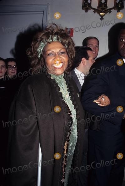 Cissy Houston Photo - Cissy Houston at the 2nd Annual International Achievement in Art Awards Honoring Whitney Houston 1995 K3302hmc Photo by Henry Mcgee-Globe Photos Inc