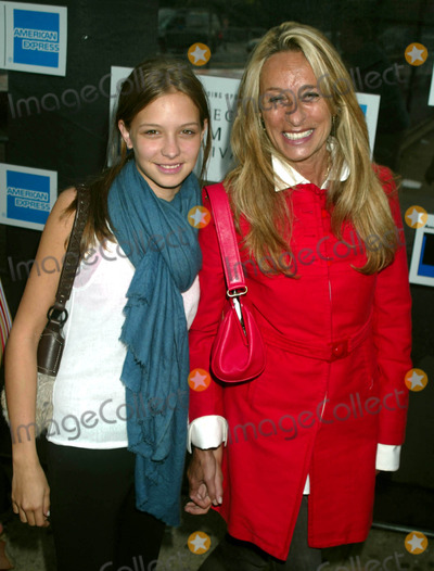 Ann Jones Photo - Ann Jones and Daughter at Premiere of Death of a Dynasty at 2003 Tribeca Film Festival at Tribeca Performing Arts Center in New York City on May 7 2003 Photo by Henry McgeeGlobe Photos Inc 2003