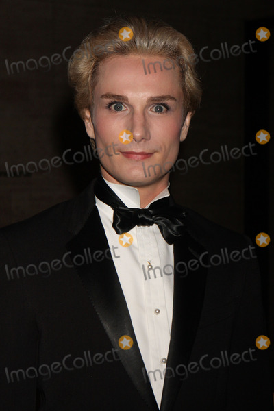 Austin Scarlett Photo - Austin Scarlett Arriving at the Metropolitan Operas Production of Das Rheingold at Lincoln Centers Metropolitan Opera House in New York City on 09-27-2010 Photo by Henry Mcgee-Globe Photos Inc 2010