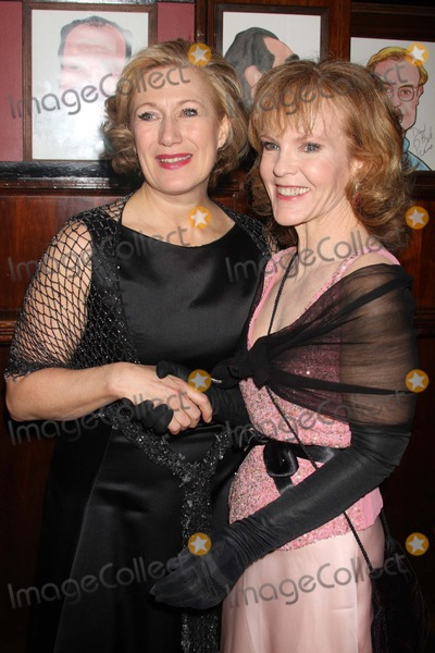 Jayne Atkinson Photo - New York NY 03-15-2009Jayne Atkinson and Deborah Rushattends Opening Night Party for Noel Cowards BLITHE SPIRIT at SardisDigital photo by Lane Ericcson-PHOTOlinknet