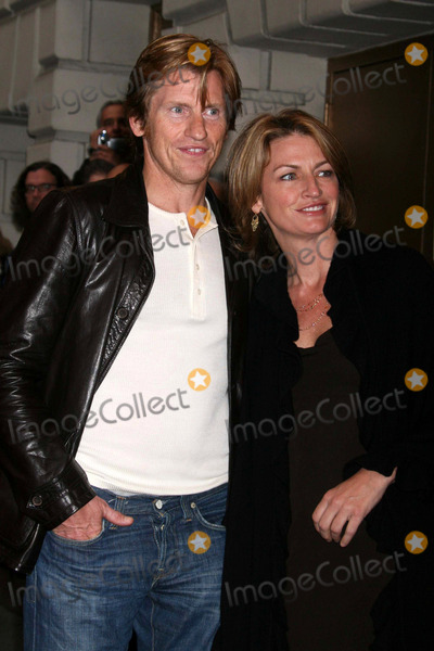 Ann Lembeck Photo - Denis Leary and Wife Ann Lembeck Arriving at the Opening Night Performance of the Country Girl at the Bernard B Jacobs Theatre in New York City on 04-27-2008 Photo by Henry McgeeGlobe Photos Inc 2008