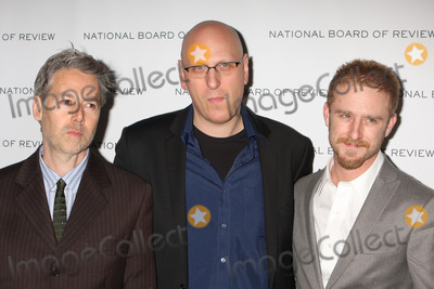 Adam Yauch Photo - New York NY 01-12-2010Adam Yauch Oren Moverman and Ben Foster at the National Board of Review of Motion Pictures annual awards gala at Cipriani 42nd StreetDigital photo by Lane Ericcson-PHOTOlinknet