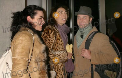 Anh Duong Photo - New York NY  01-21-2005Julianna Margulies Anh Duong and Fisher Stevens attend the Opening of Pam American Icon An Exhibition of Photographs By Sante DOrazio at Stellan Holm Gallery in ChelseaDigital Photo by Lane Ericcson-PHOTOlinkorg