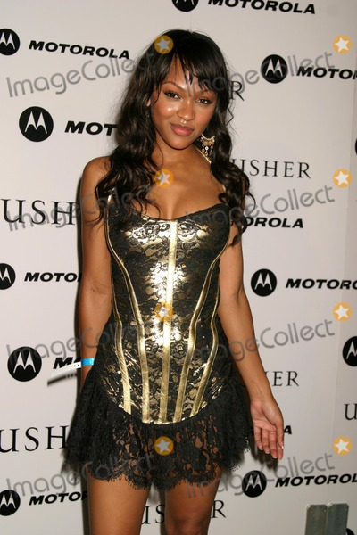 Meagan Good Photo Arriving At Ushers Vma After Party The S