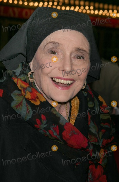 Patricia Neal Photo - New York NY  03-20-2005Patricia Neal attends the Opening Night of Edward Albees Whos Afraid of Virginia Woolf at the Longacre TheatreDigital Photo by Lane Ericcson-PHOTOlinkorg
