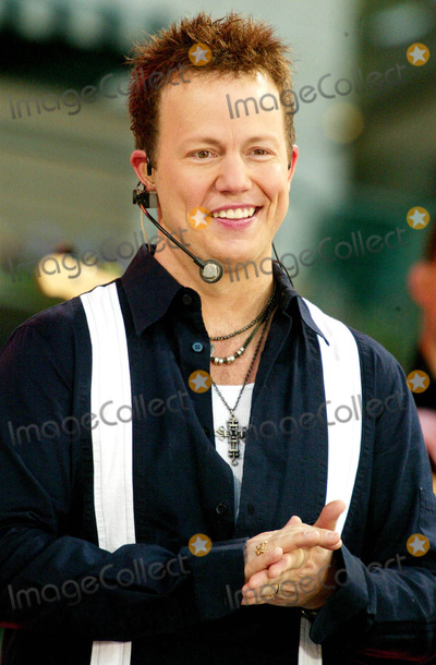 Dean Sams Photo - Dean Sams Performing with Lonestar on Abcs Good Morning America 2004 Concert Series at Bryant Park in New York City on June 4 2004 Photo by Henry McgeeGlobe Photos Inc 2004
