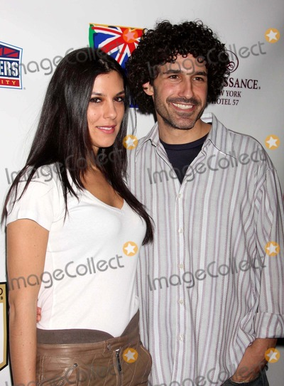 Ethan Zohn Photo - ETHAN ZOHN (Co-founder of Grassroot Soccer and Survivor Africa winner) and JENNA MORASCA (Survivor Amazon winner) attend the after party for the first annual Setanta Cup Soccer Festival at Opia Lounge in New York City on 04-11-09  Photo by Henry McGee-Globe Photos Inc 2009K61541HMC