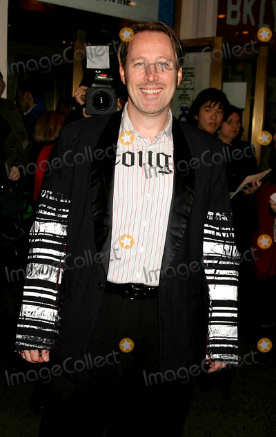 John McDaniel Photo - John Mcdaniel Arriving at the Opening Night of Brooklyn the Musical at the Plymouth Theatre in New York City on October 21 2004 Photo by Henry McgeeGlobe Photos Inc 2004