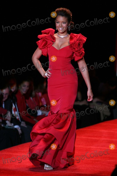 Zuleyka Rivera Photo - New York NY 02-02-2007Zuleyka Rivera Medoza Miss Universe 2006 walking on the runway in The Heart Truth Red Dress 2007 Fashion Show in The Tent at Bryant Park during Mercedes-Benz Fashion WeekDigital Photo by Lane Ericcson-PHOTOlinknet