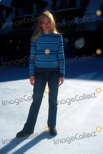Aimee Graham Photo - Sundance Film Festival Balance Barice Skating Party Utah 011202 Photo by Henry McgeeGlobe Photos Inc 2002 Aimee Graham