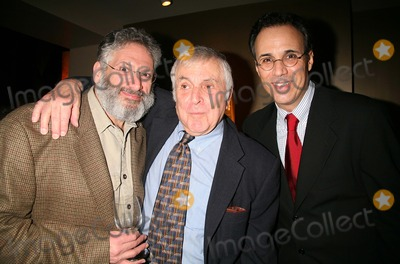 John Kander Photo - HARVEY FIERSTEIN JOHN KANDER AND JOHN BUCCHINO AT THE FRED EBB FOUNDATION AND ROUNDABOUT THEATRE COMPANY COCKTAIL RECEPTION AND PRESENTATION OF THE 1ST ANNUAL FRED EBB AWARD FOR MUSICAL THEATRE SONGWRITING AT THE AMERICAN AIRLINES THEATRE PENTHOUSE LOUNGE IN NEW YORK CITY ON 11-29-2005  PHOTO BY HENRY McGEEGLOBE PHOTOS INC 2005K46088HMc