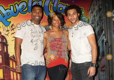 Jason Williams Photo - New York NY 03-21-2010Monique Coleman and her pal Jason Williams visit her HIGH SCHOOL MUSICAL co-star Corbin Bleu on stage after seeing his performance in the Broadway musical IN THE HEIGHTS at the Richard Rodgers TheatreDigital photo by Lane Ericcson-PHOTOlinknet